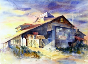 Cotton Gins and Buildings