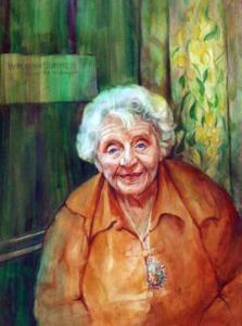 Great Grandma at 93